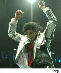 Michael Jackson in This Is It