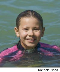 Bindi Irwin in Free Willy: Escape from Pirate's Cove