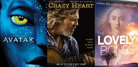 Cinematical's Spin-ematical: New on DVD and Blu-ray for 04/20: 'Avatar,' 'Crazy Heart,' 'The Lovely Bones'