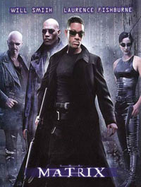 The Matrix poster re-imagined with Will Smith as the star