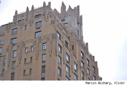 'Ghostbusters' building