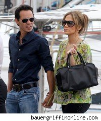 Jennifer Lopez and husband Marc Anthony at the Cannes Film Festival 2010