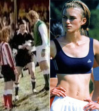 Bostock's Cup and Bend it Like Beckham