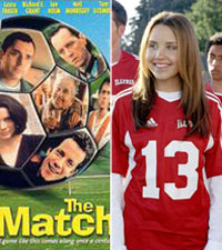 The Match and She's The Man