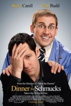'Dinner for Schmucks' poster
