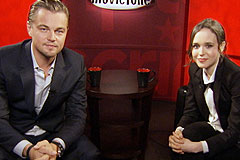'Inception' Unscripted Interview with Leonardo DiCaprio and Ellen Page