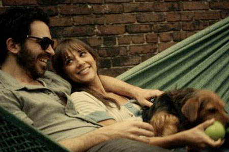 Chris Messina and Rashida Jones in 'Monogamy'