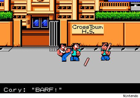 Games like Scott Pilgrim draw heavily from classics such as River City Ransom