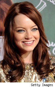 Emma Stone may be Spidey's new lady love