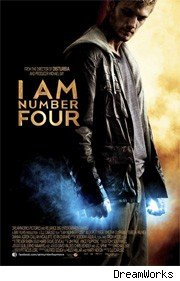 Mebejae! I Am Number Four Movie Poster