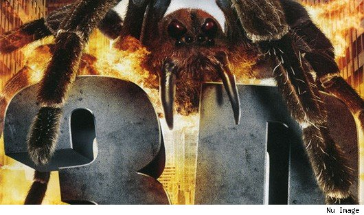 From the director of 'The Gate' and 'Ice Spiders' comes ...