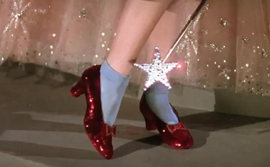thesis on wizard of oz ruby or silver shoes This fantasy tale about a journey to a magical land was based on the 1900 novel the wonderful wizard of oz by the ruby slippers shoes were originally silver.