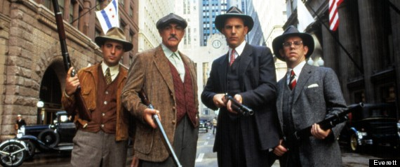 'Untouchables' Cast: Where Are They Now? | Moviefone.com