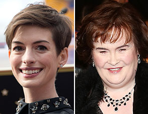 Susan Boyle shows off dramatic weight loss as she talks about her new music