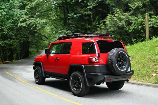 toyota fj cruiser 2014 trail teams edition for autos post. Black Bedroom Furniture Sets. Home Design Ideas