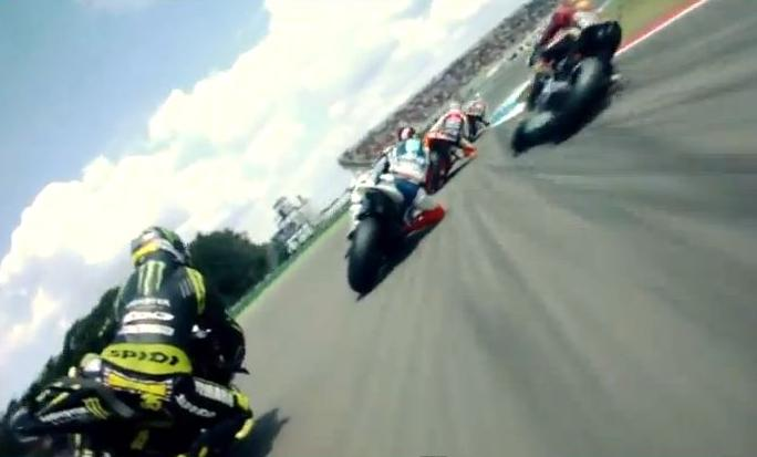 moto gp on board