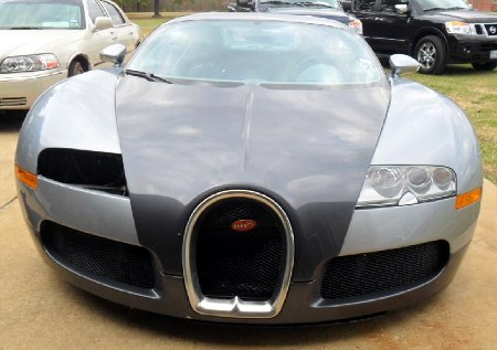 For Sale Bugatti Veyron Slight Water Damage Spares Or