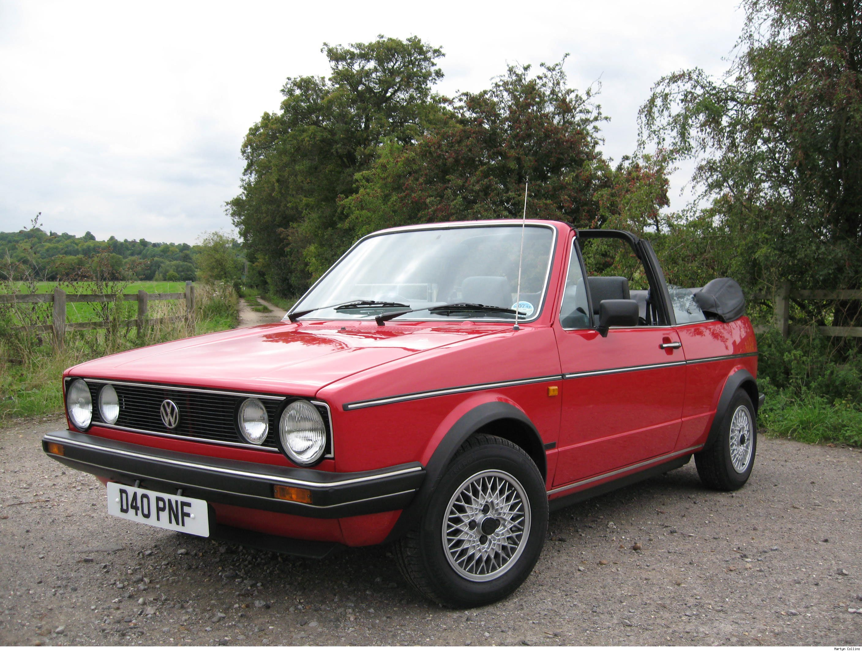 mk1 golf cabriolet still classy after 24 years aol cars uk. Black Bedroom Furniture Sets. Home Design Ideas
