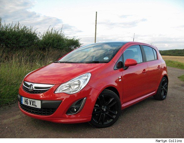vauxhall corsa 1 3 cdti ecoflex limited edition aol uk cars. Black Bedroom Furniture Sets. Home Design Ideas