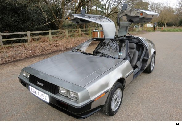 Gmc delorean sale uk #4