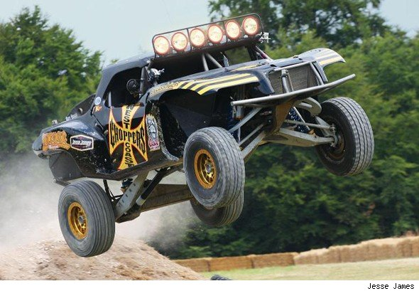 Jesse James coming to Goodwood Festival - AOL UK Cars