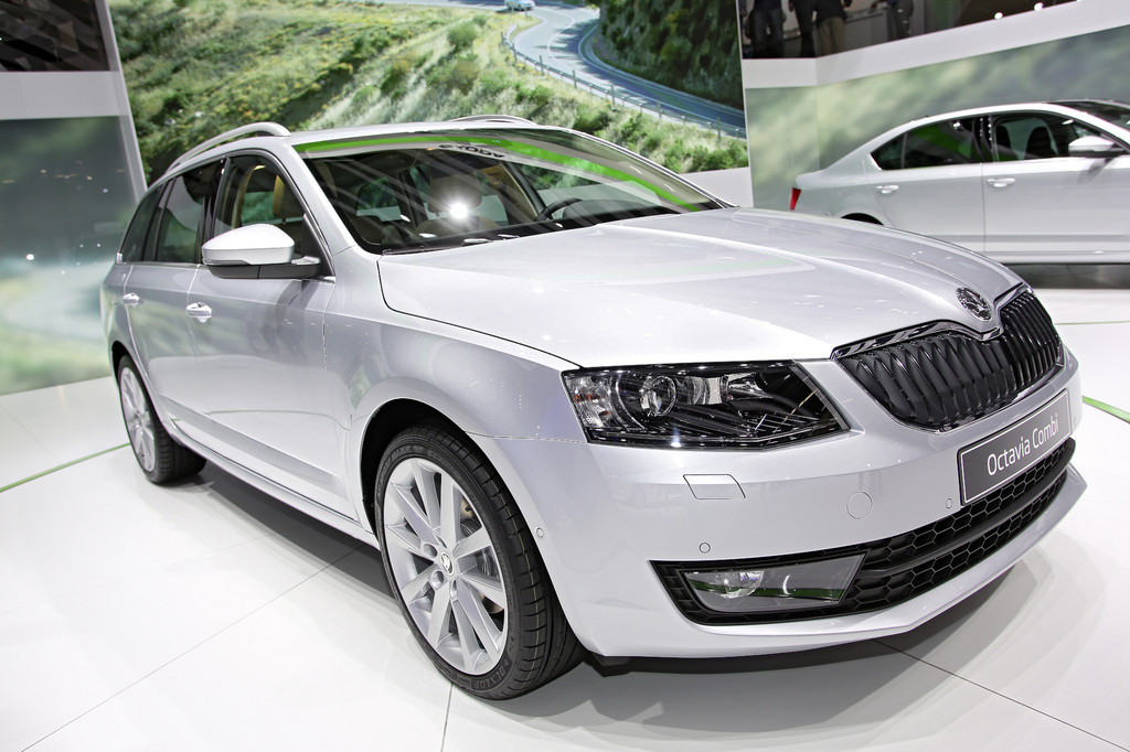 skoda octavia combi 2014 autoblog deutschland. Black Bedroom Furniture Sets. Home Design Ideas