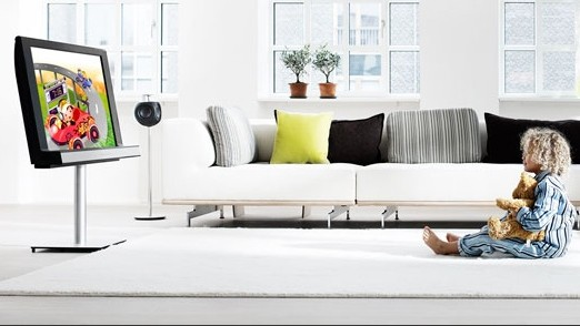 bang olufsen bringt das 40 zoll lcd hdtv beovision 8. Black Bedroom Furniture Sets. Home Design Ideas