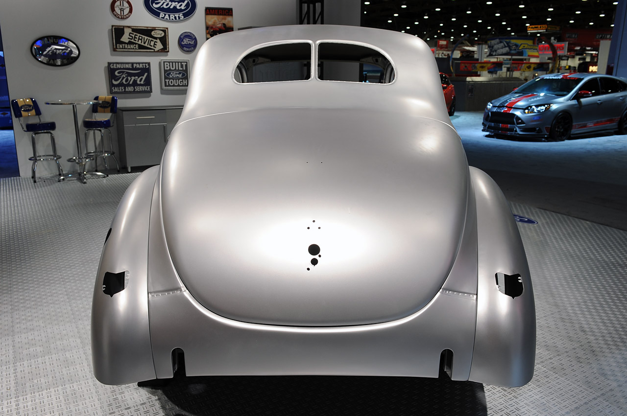 Ford Coupe 1940,