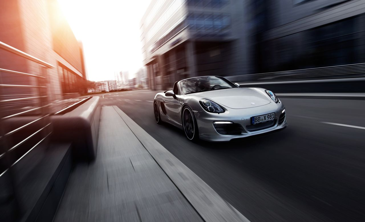 Kit De Carroceria Techart Porsche Boxster 981 Photo Gallery Autoblog