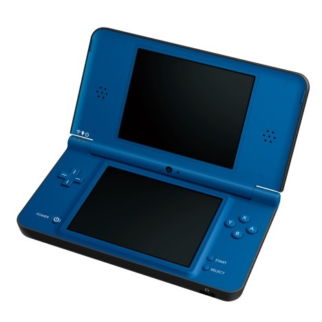 New Blue Nintendo Ds 52