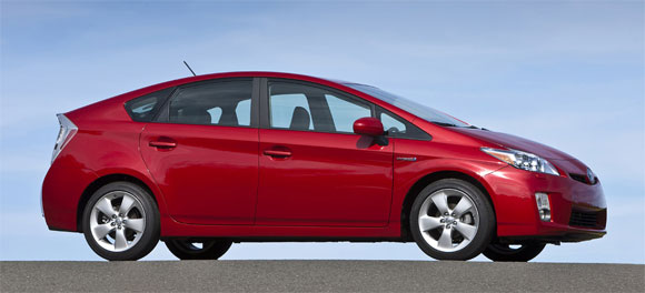 2010 Prius Detail Overload Will Get 49 Mpg Highway Rating