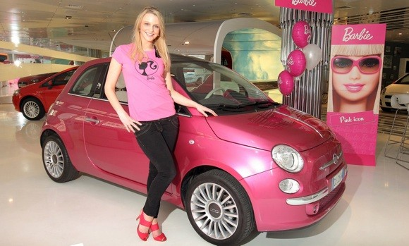 styling barbie pink colour code the fiat forum. Black Bedroom Furniture Sets. Home Design Ideas