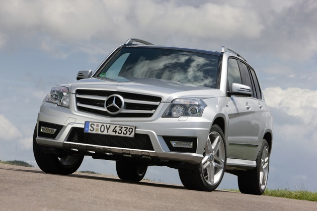 Mercedes 4 wheel drive models