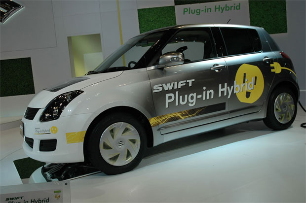 suzuki swift plug in hybrid. Black Bedroom Furniture Sets. Home Design Ideas