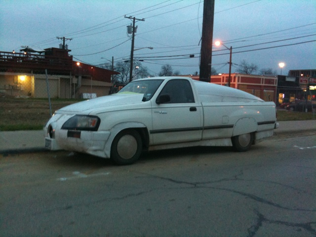 Impressed with increase in gas mileage with square body ...