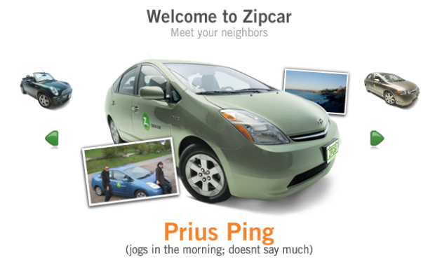 how much zipcar rental. Black Bedroom Furniture Sets. Home Design Ideas