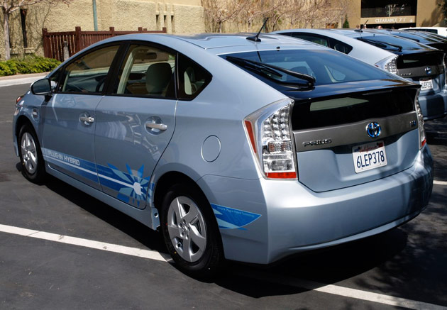This Is A Visual Cue That Should Be Quite Familiar To Anyone Who Drives Standard 2010 Prius Noticing Trend