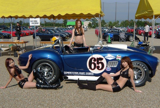 The Kei to a Good Time: Pint-sized Shelby Cobra replica from