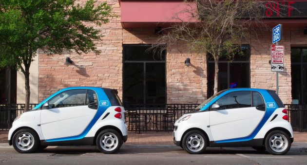 Car To Go >> In Depth Daimler S Car2go Program Is Simple Amazing But Not