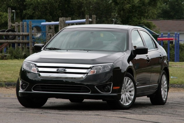 2010 Ford Fusion Hybrid Click Above For High Res Image Gallery