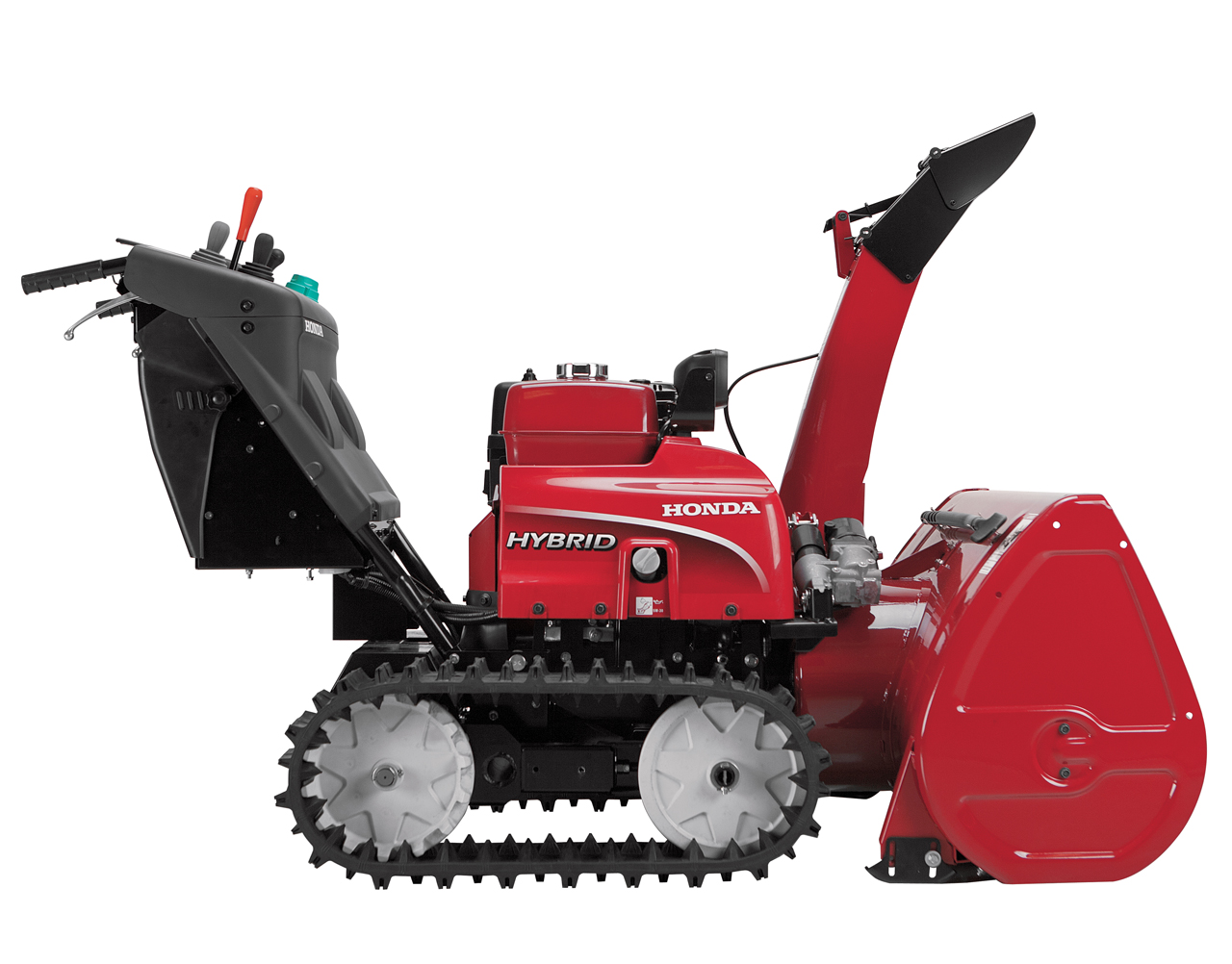 Honda gears up to electrify winter with hybrid snowblower ...