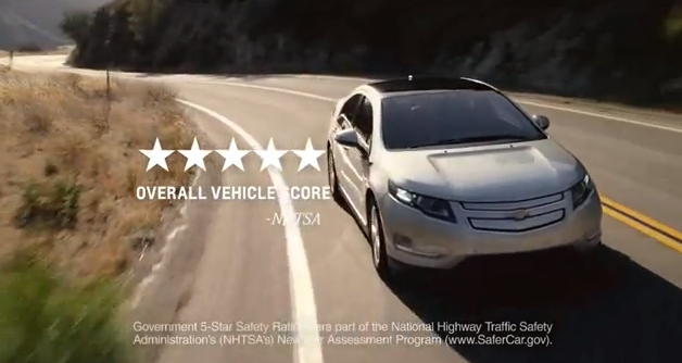 New Chevy Volt ad focuses on