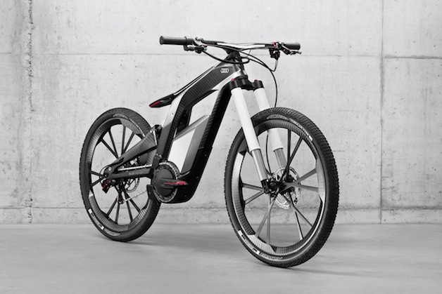 audi unveils power wheelie ing e bike in austria. Black Bedroom Furniture Sets. Home Design Ideas