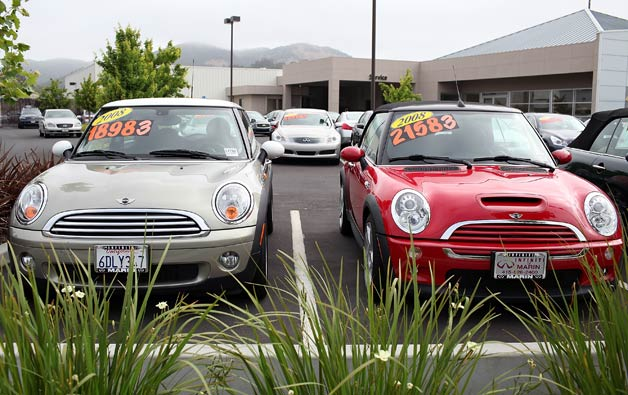 Values Of Small Used Cars Fall In Lockstep With Gas Prices Auto