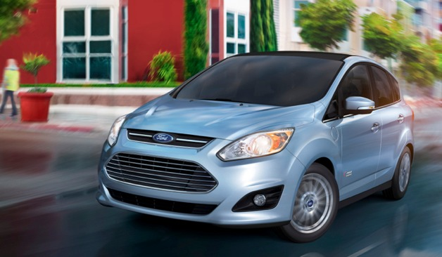 ford c max energi will have 20 mile electric range get 95 mpge w video. Black Bedroom Furniture Sets. Home Design Ideas
