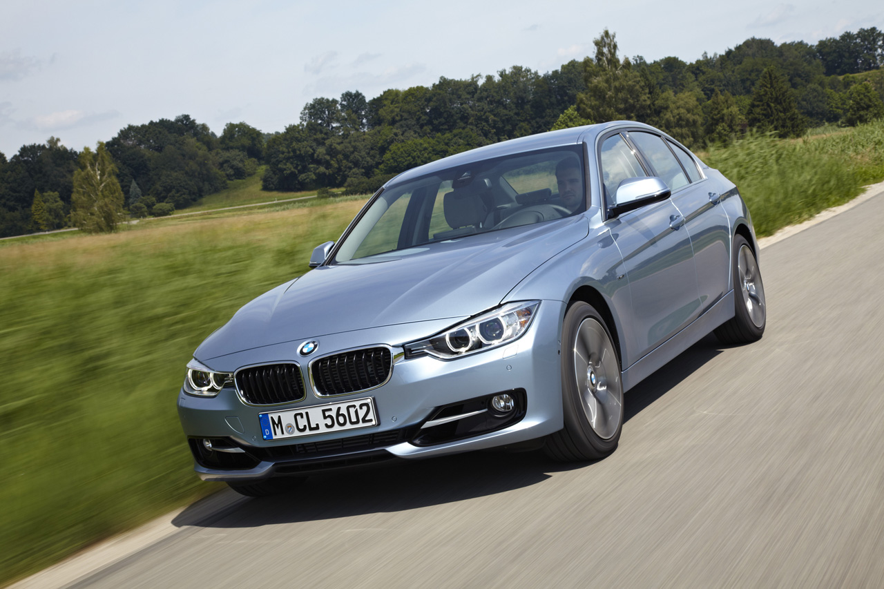 bmw activehybrid 3 is an efficient use of 340 hp autoblog. Black Bedroom Furniture Sets. Home Design Ideas