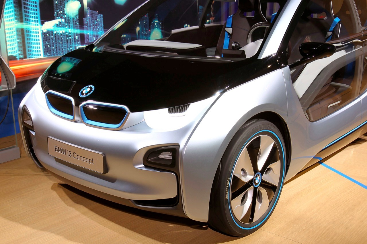 "Certified Pre Owned Bmw >> BMW CEO: electric vehicles offer ""emission-free driving ..."