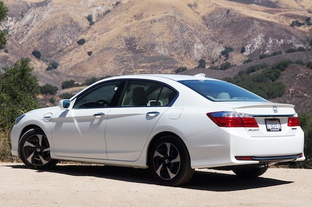 Honda Accord Hybrid Will Get 68 Mpg In An