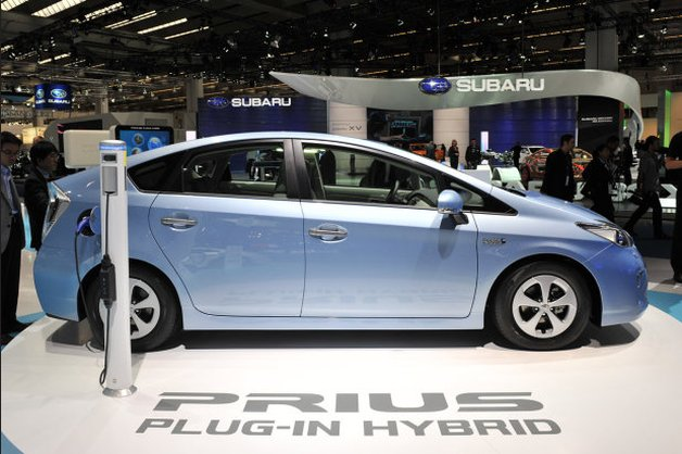 The Toyota Prius Plug In Hybrid Was Top Ing Vehicle United Kingdom With 470 Sold Since Being Introduced To Market July