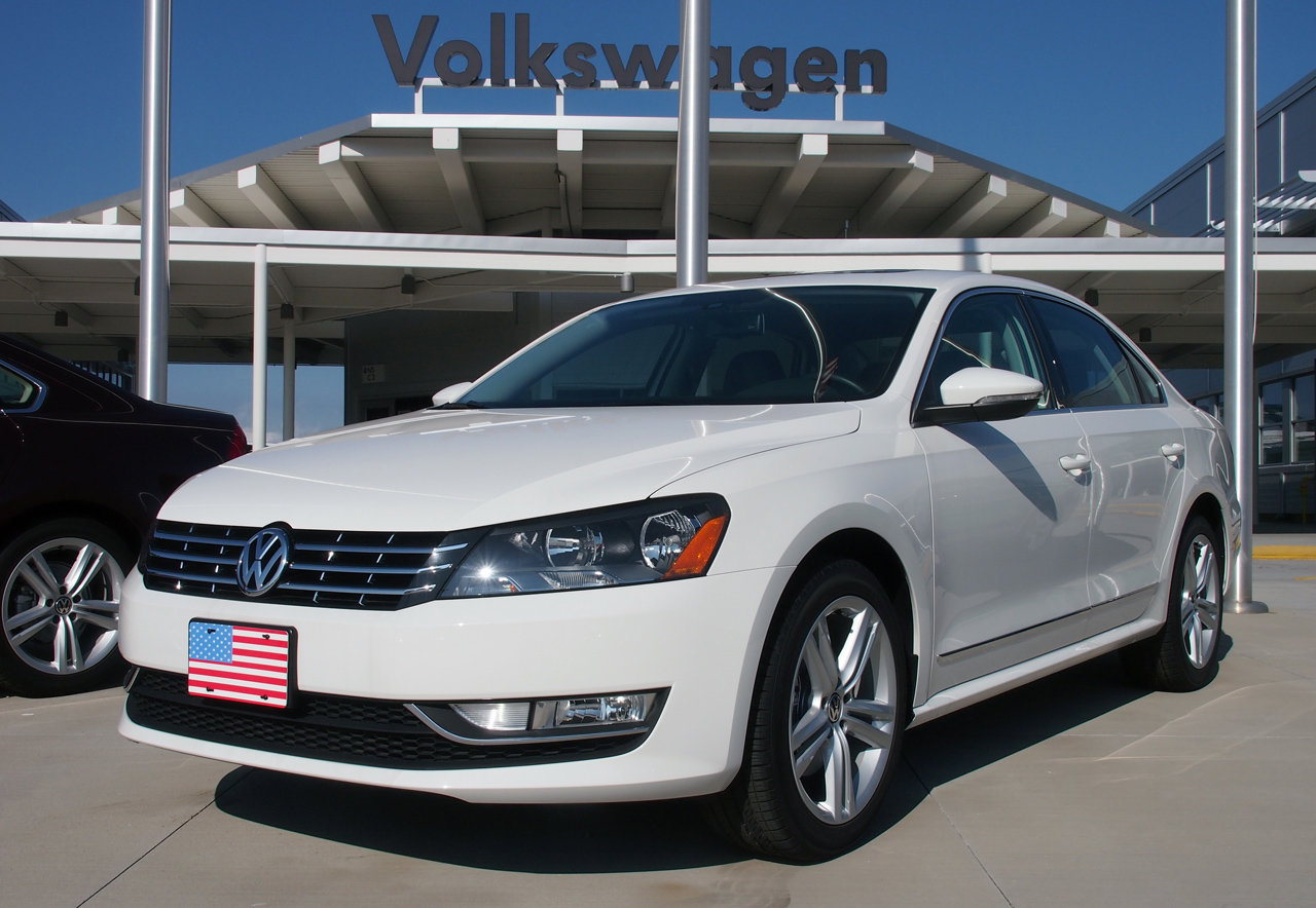 Cars For Sale Chattanooga >> VW starts up largest solar park at US auto factory in ...